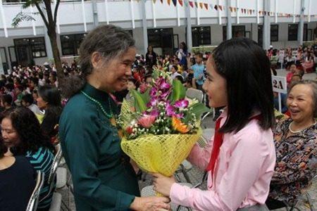 Biết ơn ngày nhà gIáo Việt Nam