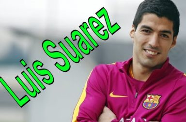 Tiếu sử Suarez -Chàng cầu thủ có nụ cười răng thỏ
