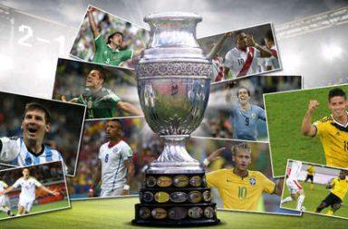 Giải đấu bóng đá Copa America mấy năm tổ chức 1 lần?