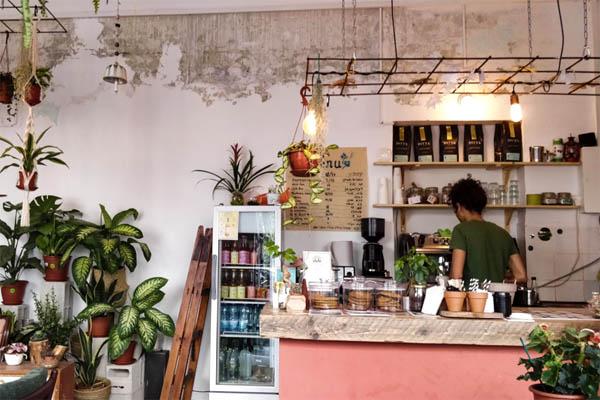 Vốn mở kinh doanh quán cafe nhỏ