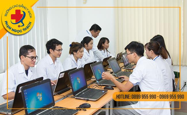 Cao đẳng Y Khoa Phạm Ngọc Thạch được đánh giá cao về chất lượng đào tạo